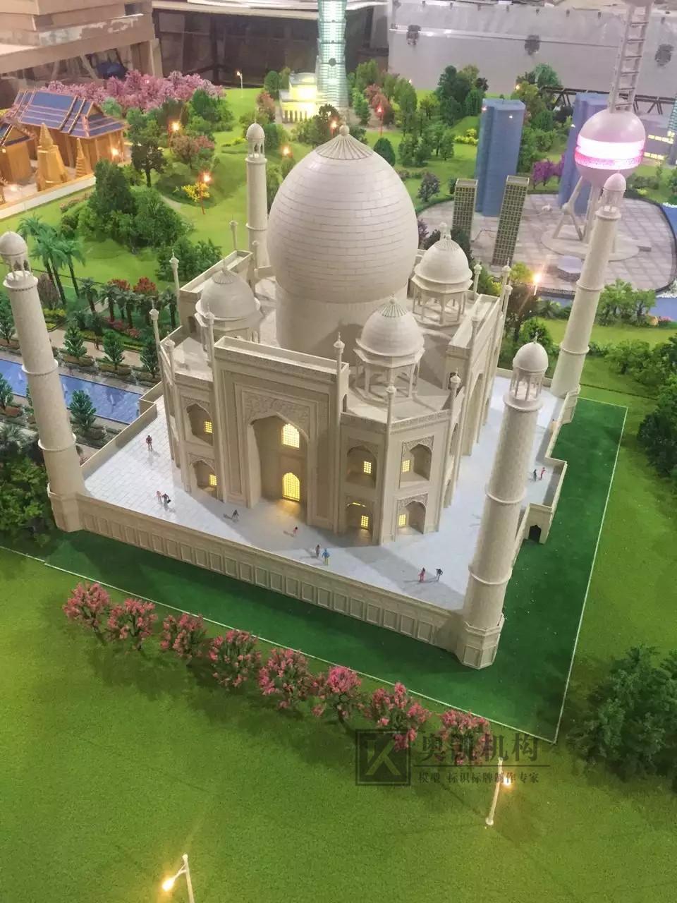 北京奥凯模型--世界地标建筑模型
