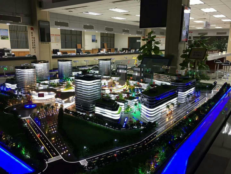 北京奥凯模型--科技港项目模型
