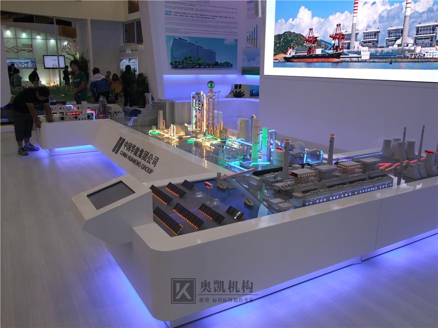 北京奥凯模型--华能集团综合电力模型