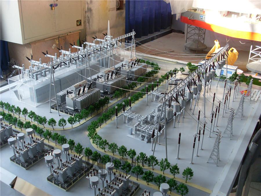 北京奥凯模型--变电站项目模型