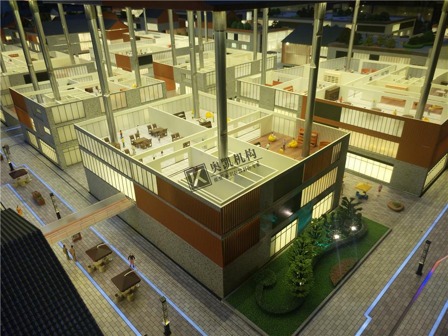 解析古建筑模型常用耗材及加工工艺